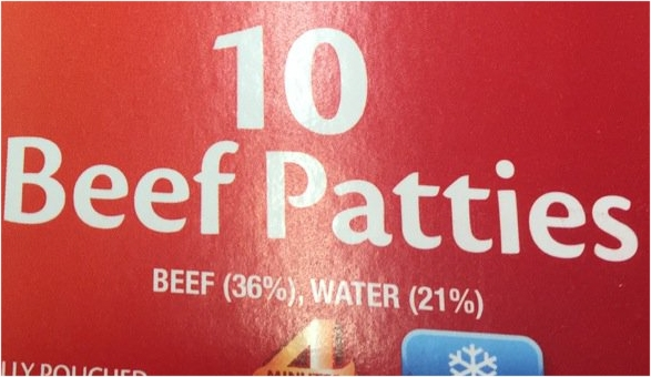 Beefers percentage
