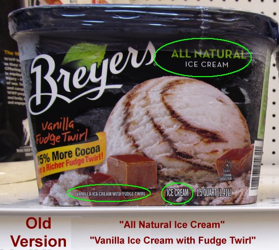 Breyers Real Ice Cream