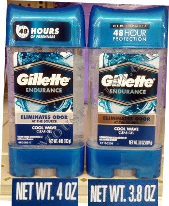Gillette deodorant
