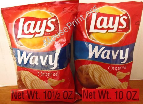 Lays Wavy