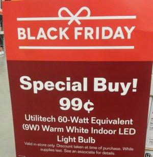 99 cent LEDs