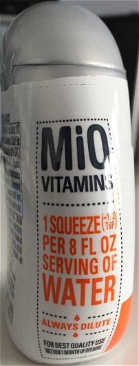 Mio side label