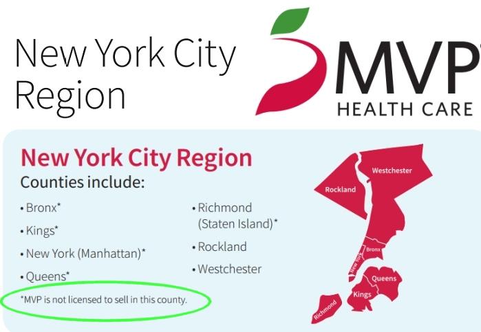 MVP plan map