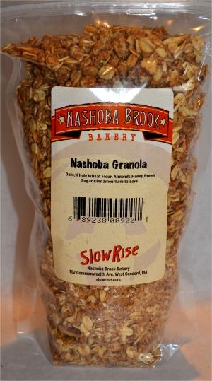 Nashoba granola