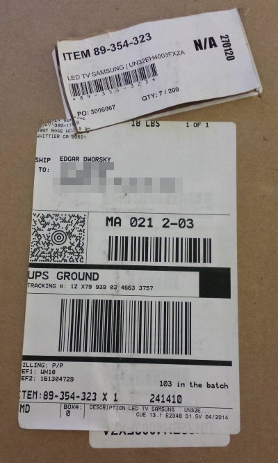 When good rebates go bad for How to purchase a shipping label