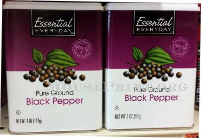Pepper competitor