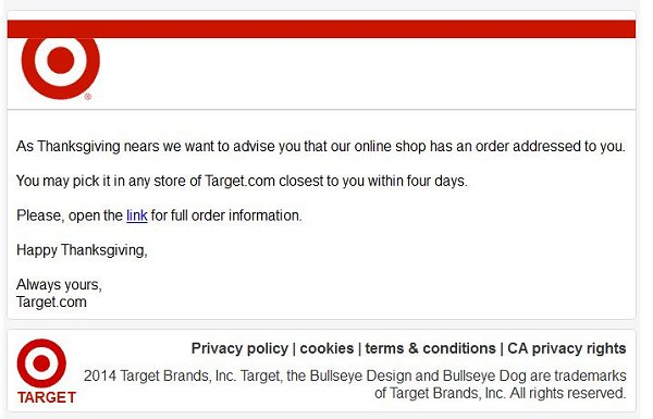 New scam emails fake order confirmations to shoppers for Purchase order email template