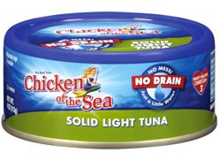 No drain tuna