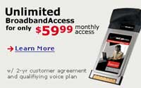 Verizon unlimited broadband