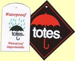 Totes waterproof