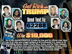 Get Rich with Trump small