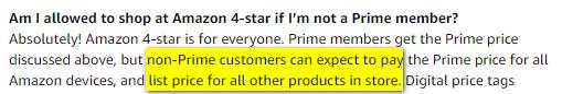 Amazon FAQ