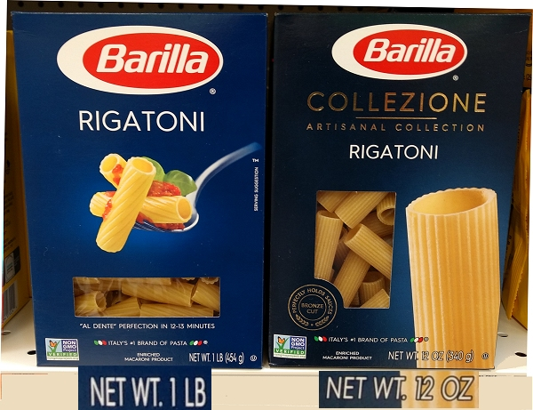 Barilla 12oz vs 16oz