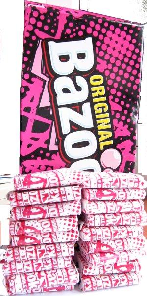 Bazooka contents