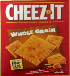 Whole Grain Cheez-it