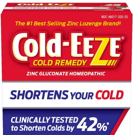 Cold-Eeze 42% claim