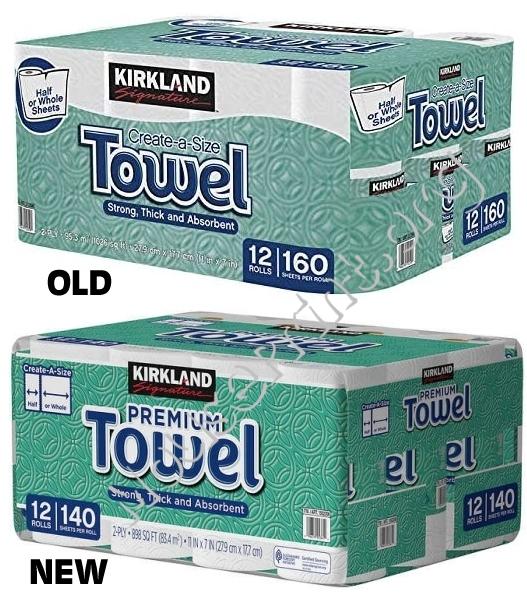Costco paper towels