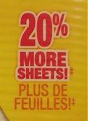Cottonelle 20%
