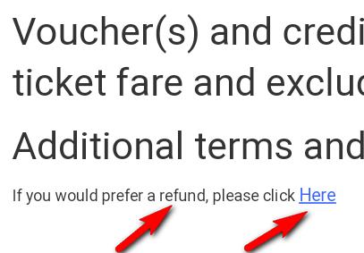 Frontier refund