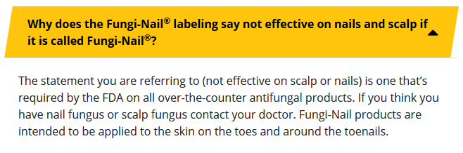Fungi-Nail FAQ
