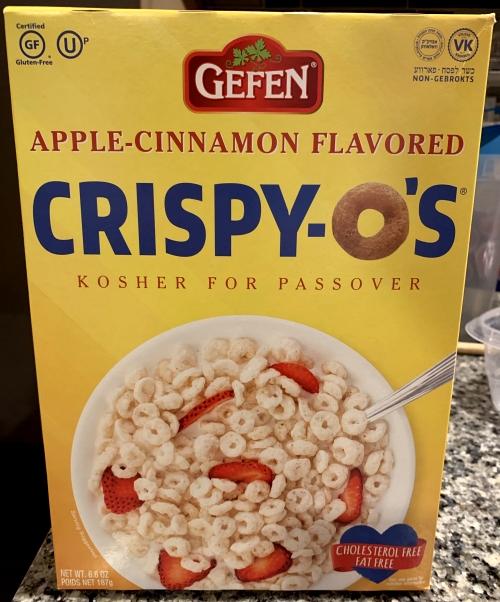 Crispy O's