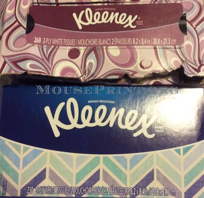 Kleenex Costco