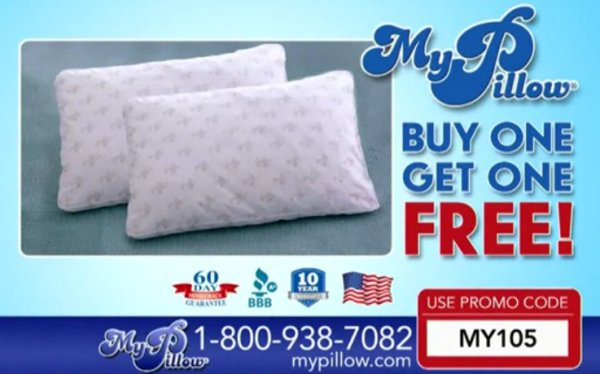 Mypillow Adjusts Its Advertising Without Much Improvement