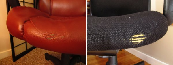 Getting A Bum Steer On Bonded Leather