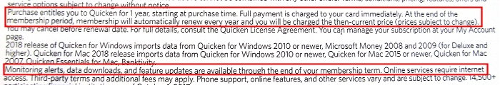 Warning: 2018 Quicken upgrade could triple the cost of the