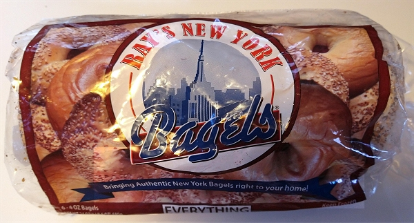 Ray's NY Bagels currently