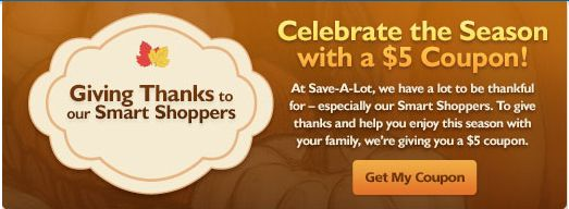 Save-a-Lot homepage