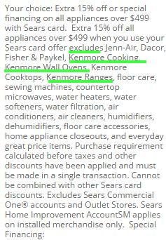 sears exclusion