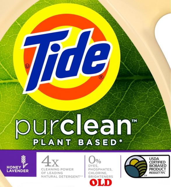 Tide Purclean - old