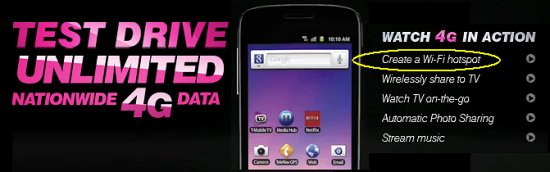 "T-Mobile's ""Unlimited?"" 4G Service"