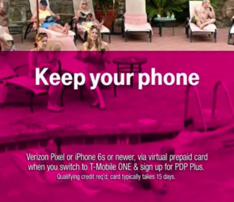 Ditch Verizon, Keep Your Phone
