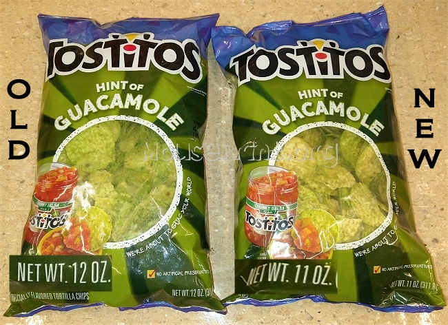 Tostitos hint of