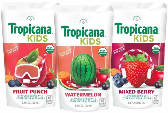 Tropicana Kids