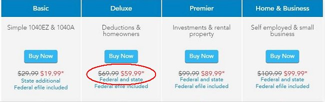 More TurboTax Pricing Games