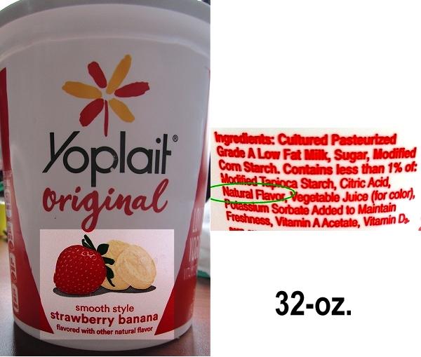 Food Babies: Greek Culture? |Yoplait Yogurt Ingredients